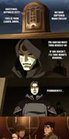 Legend of Korra - The blackmail...