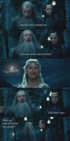 The Hobbit - The many adventures of Gandalf...