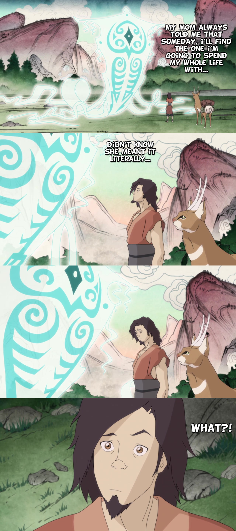 Legend of Korra - Find the one... by yourparodies