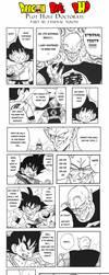 Dragon Bal PHD 10: Eternal Youth... by yourparodies