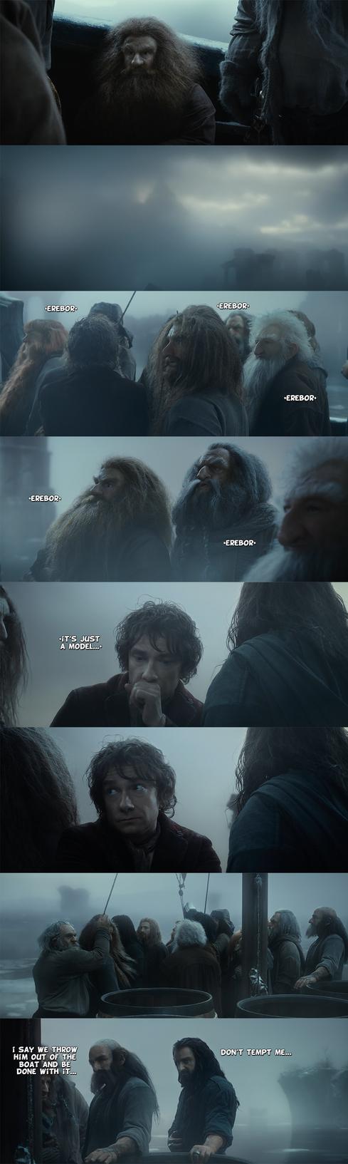 The Hobbit - Homesick by yourparodies