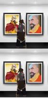 Legend of Korra - Resemblance