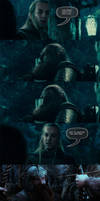 Lord of the Rings - A great evil