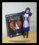 Alice papercraft by ninjatoes