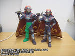Twin Ganondorf papercraft