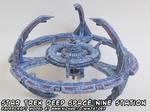 Deep Space Nine papercraft