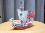 2004 One Piece Going Merry papercraft model