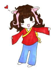 Chibi Lala by renkurasaki