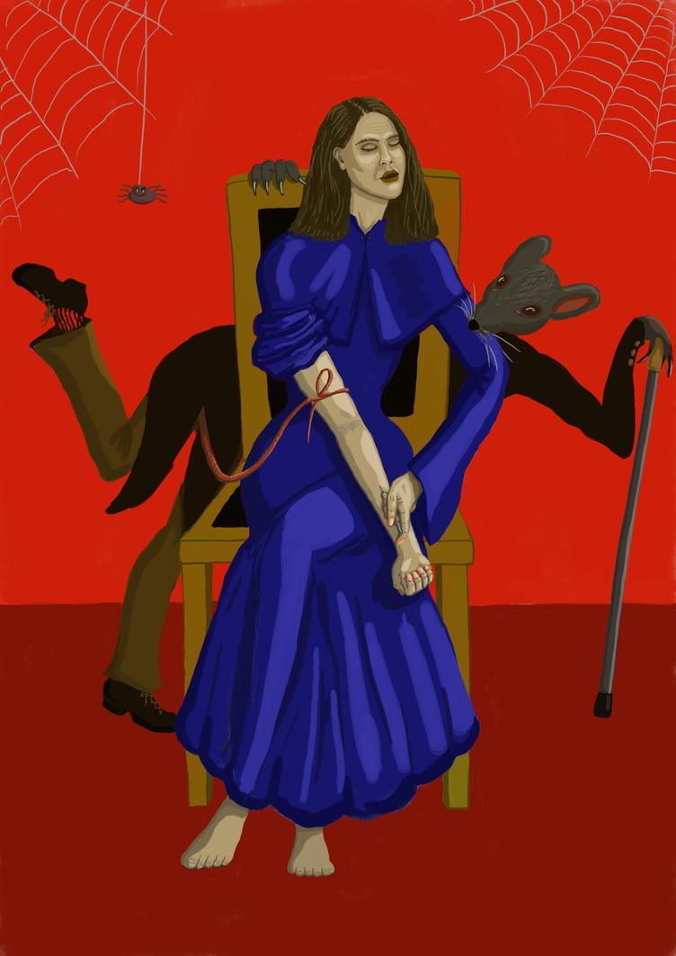 Shall I loosen, Mistress? by MorlokKate