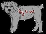 P2U - Boerboel puppy base