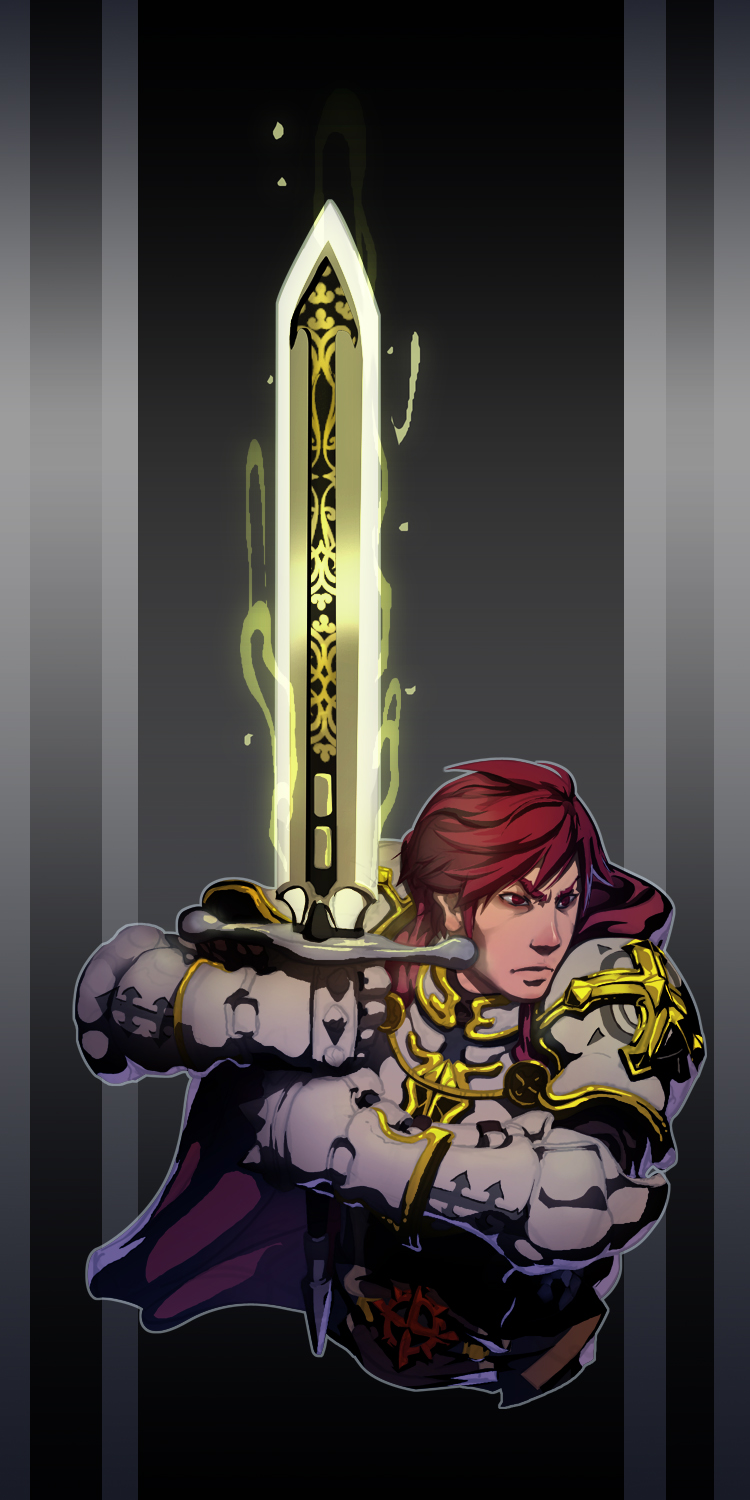 Aura Blade by chase-chase
