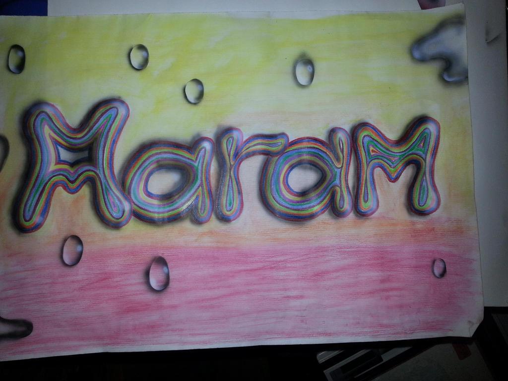 maram  2nd  by Zimmer302