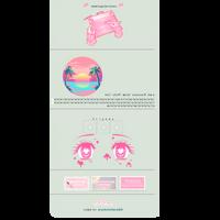 P I N K Costum Box by crystalstorm123