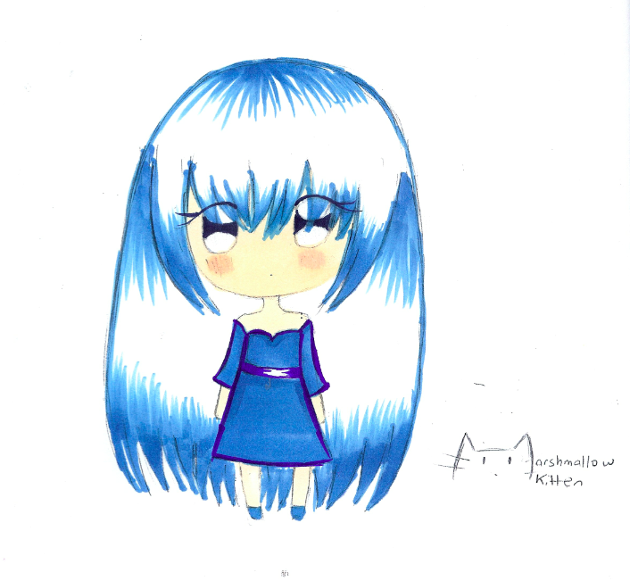 Chibi Commissions - 50-100 points! OPEN by marshmallow ...