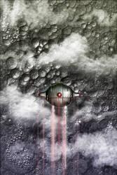 alien landscape by nachoriesco
