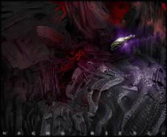Alienscape by nachoriesco