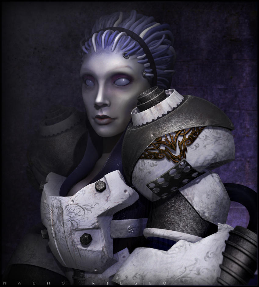 Godness R2 by nachoriesco