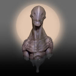 Acuatic Alien