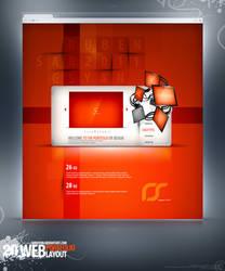 Orange portfolio by sargsyan