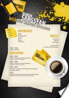 CV by sargsyan