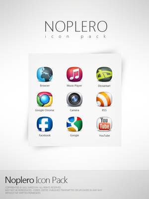 Noplero Icon Pack by sargsyan