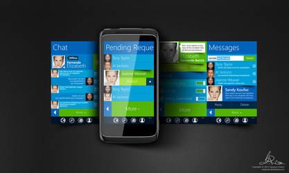 FMP Windows Phone Application