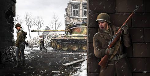 Wacht am Rhein 1944