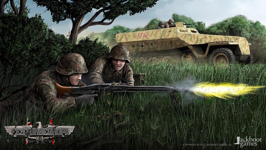 Maschinegewehr 42 Wallpaper: Maschinengewehr 42 By JanKlimecky On DeviantArt