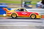 Porsche Flames by Fox429