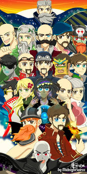SOI: Return of Heroes