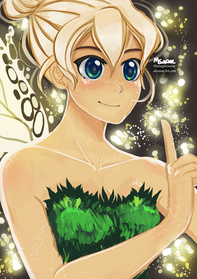 Tinkerbell by MidnightSoiree