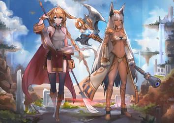 Conquerors by INeonBeatI