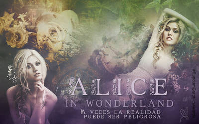 Alice in wonderland by Susurros-Oscuros