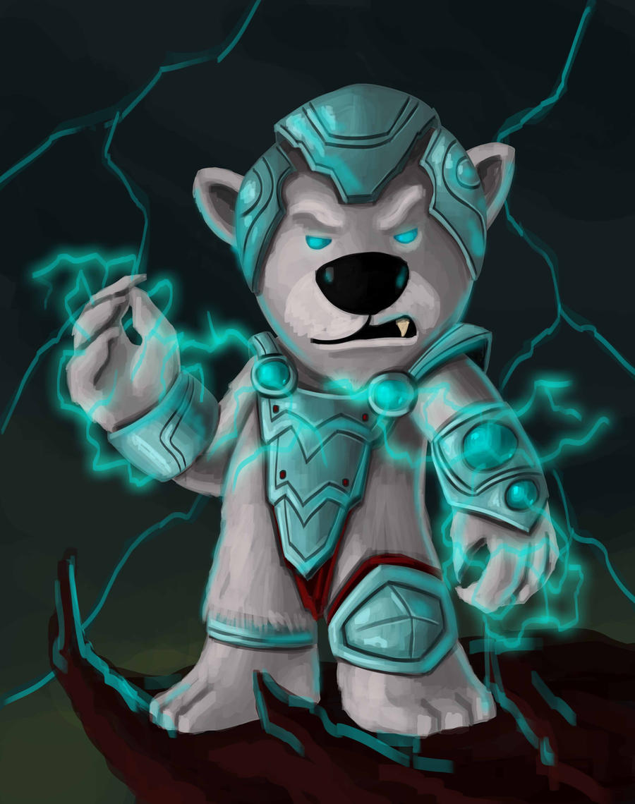 volibear by darkjavier23