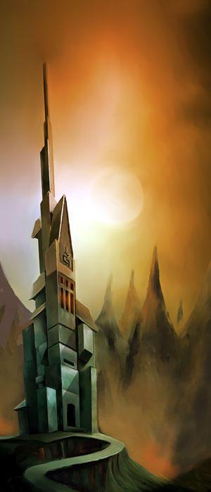Castle 2084 by TinyPilot