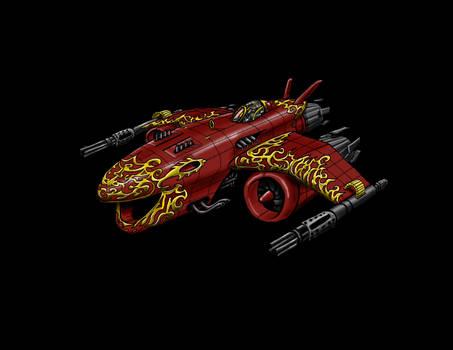 The Crimson Scythe