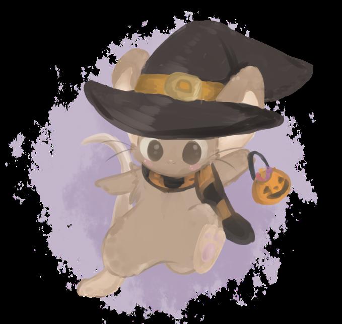 Halloween 2013  by Ponchu1