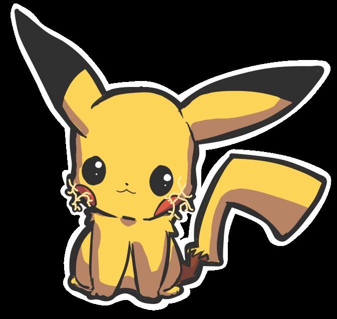 Pika Pikachu! by ponchiz