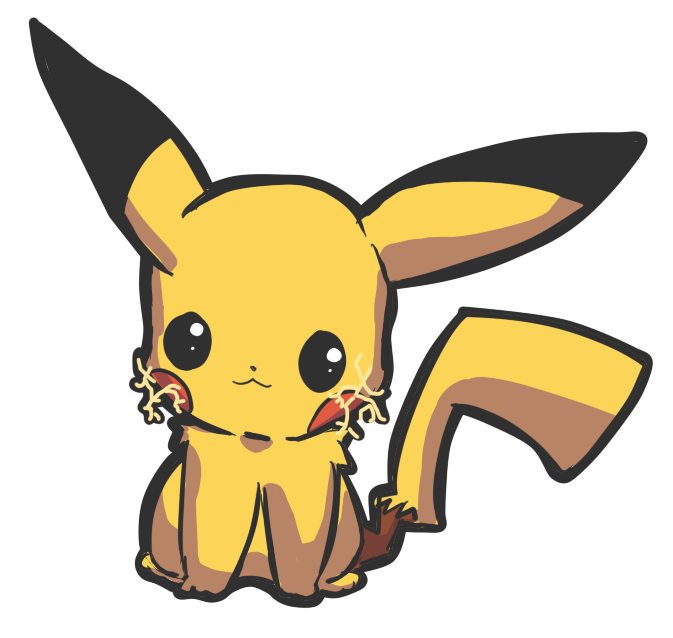 Pika Pikachu! by Ponchu1