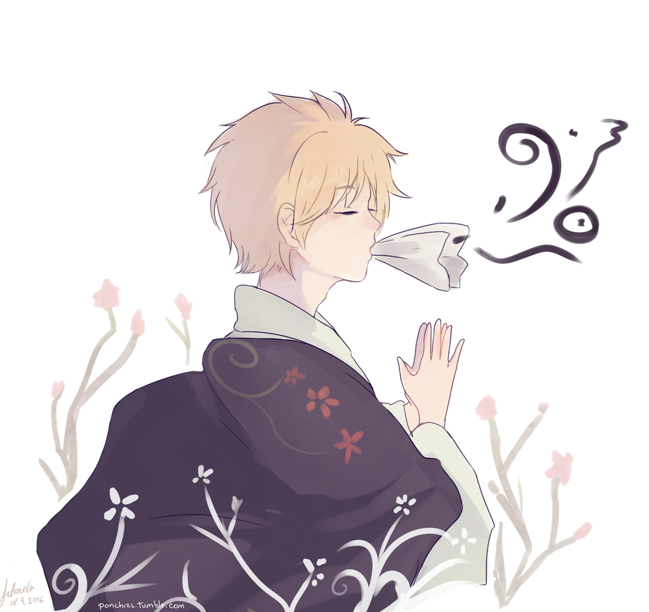 Natsume's book of friends. by ponchiz
