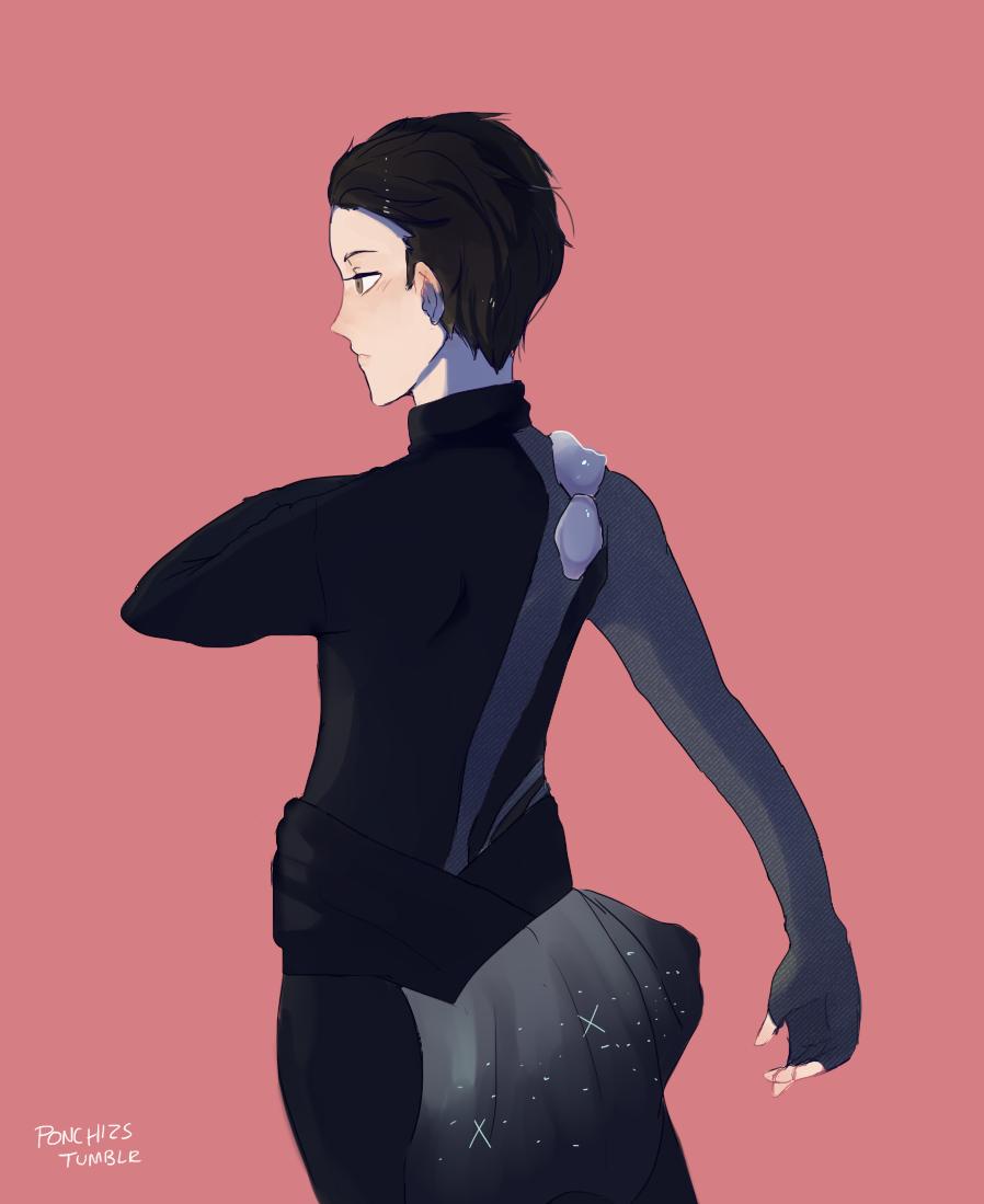 Yuri on ice yuri art 3