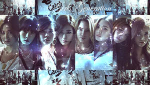 8 Girls' Generation | Catch Me If You Can Wallpape