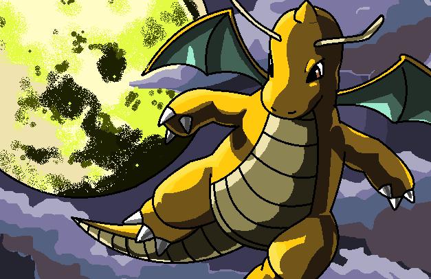 Dark Dragonair