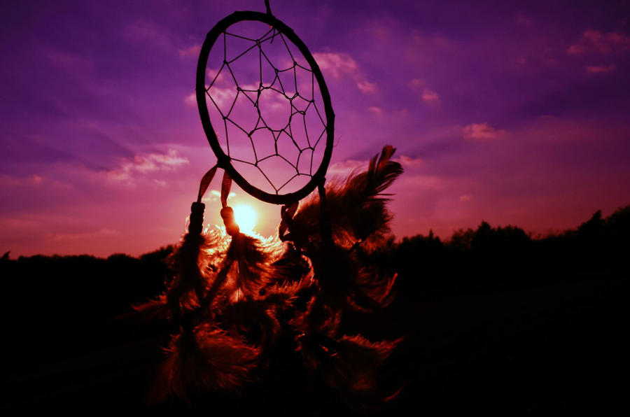 Pretty Dreamcatchers With Sunset | www.imgkid.com - The ...
