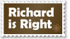 Richard is Right--AtheistsClub by AtheistsClub