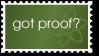 Got Proof?--AtheistsClub