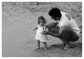 Father And Child by chrizum