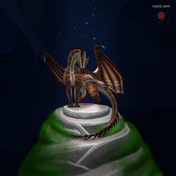 Dragons cave by Ryuigi