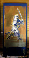 urban samurai by antz81