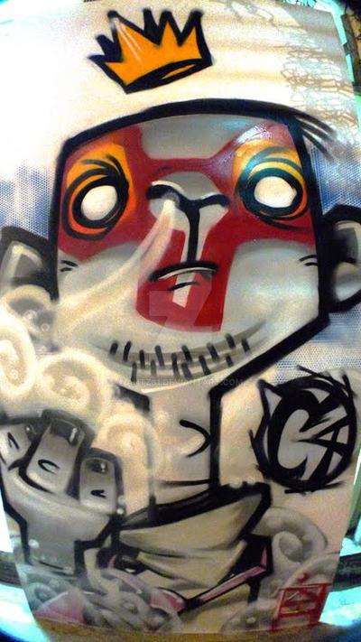 HUH? by antz81